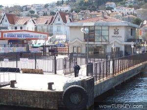 Kınalıada İskelesi - Aykut_a - 02/07/2004