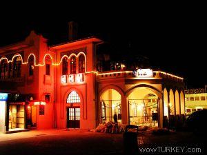 Eski Kadıköy İskelesi (Gece) - Aydın Sert - 02/07/2004