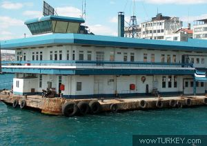 Karaköy İskelesi - Aydın SERT - 02/07/2004