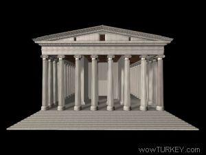 Çanakkale - Gülpınar - Apollon Smintheion