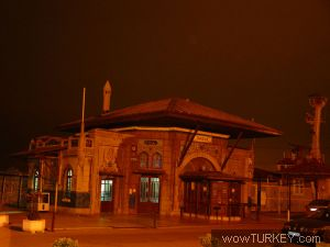 Haydarpaşa İskelesi - Memocan - 02/07/2004