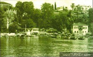 Yat limanı 1960