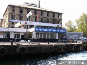 Barbaros Hayreddin İskelesi - Aydın SERT - 02/07/2004