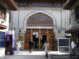 Beşiktaş 'Eski 'İskele - Aydın SERT - 02/07/2004