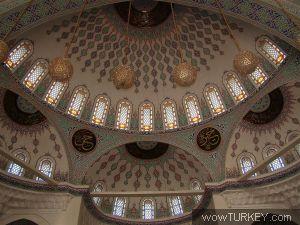 CAMİLERİMİZ    Ankara Kocatepe Camisi