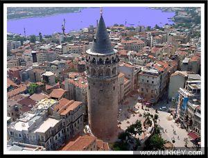 Harika mimari eserler...   Galata kulesi..