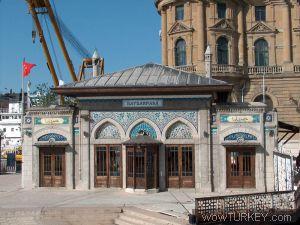 Haydarpaşa İskelesi - Aydın SERT - 02/07/2004