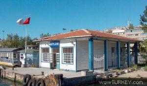 Sütlüce İskelesi - Aydın SERT - 02/07/2004