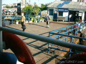 Yemiş (Eminönü) İskelesi - Tuncer HALICI - 02/07/2004