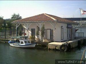 Ayvansaray İskelesi - Mustafa NOYAN - 29/11/2004