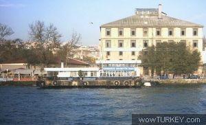 Barbaros Hayreddin İskelesi - Mustafa NOYAN - 29/11/2004