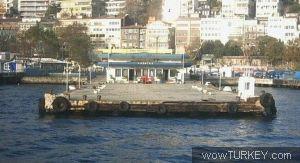 Kabataş - Yeni İskele - Mustafa NOYAN - 29/11/2004