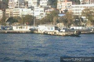 Kabataş - Eski İskele - Mustafa NOYAN - 29/11/2004