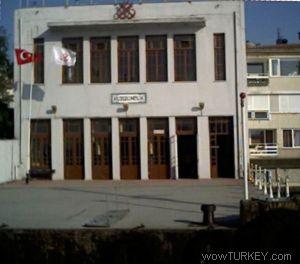 Kuzguncuk İskelesi - Mustafa NOYAN - 29/11/2004