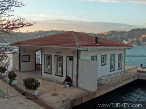 Yeniköy İskelesi - Aydın SERT - 02/07/2004