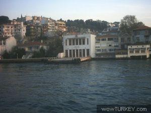 Kuzguncuk İskelesi - Mustafa NOYAN - 04/12/2004