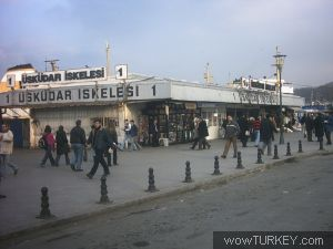 Eminönü - 1 İskelesi - Mustafa NOYAN - 21/12/2004