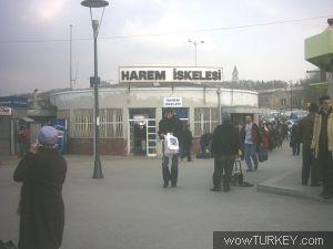 Sirkeci (Arabalı Vapur) İskelesi - Mustafa NOYAN - 14/12/2004