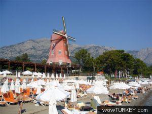 Погода на курортах турции в июне 2012