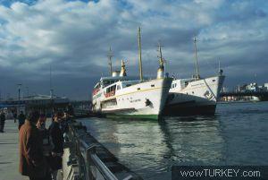 Eminönü - 3 İskelesi - Kemal SÖYLEMEZ - 27/02/2005