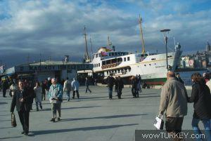 Eminönü - 2 İskelesi - Kemal SÖYLEMEZ - 27/02/2005