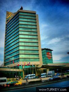 Rixos hotel grand ankara eski b y k otel for Grand hamit hotel ankara