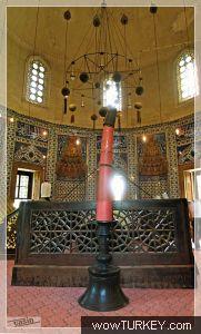 İstanbul Kanuni Sultan Süleyman Türbesi (Kanuni, II ...