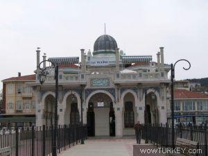 Büyükada İskelesi - ÖzgürK - 19/04/2005