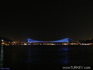 boğaz köprüsünün yüksekliği ne kadar