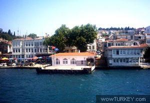 Beylerbeyi İskelesi (Yenilenen)- Mustafa NOYAN - 20/06/2005