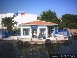 Sütlüce İskelesi – Mustafa NOYAN - 02/07/2005