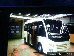 Yeni Karsan 2013 J11 | Autos Weblog