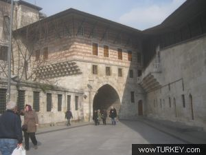 İstanbul Hünkar Kasrı
