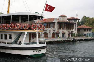 Beşiktaş 'Eski' İskele - Faruk ÖNCAN - 20/09/2005