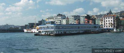Karaköy İskelesi - Kemal SÖYLEMEZ - 06/10/2005