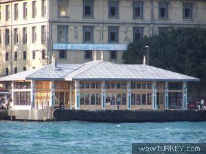Barbaros Hayreddin İskelesi - Aykut_a - 03/11/2005