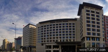 Adana bankas b lge m d rl binas for Divan otel adana