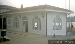 Beylerbeyi İskelesi - Mustafa NOYAN - 15/01/2006