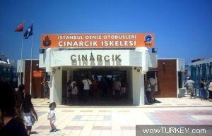 Çınarcık İskelesi - Mustafa NOYAN - 10/01/2006