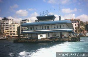 Karaköy İskelesi - Mustafa NOYAN - 11/01/2006