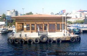 Kasımpaşa İskelesi - Mustafa NOYAN - 15/01/2006