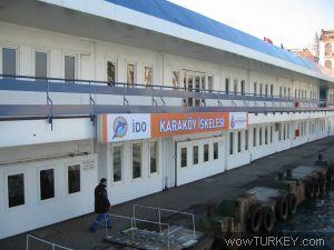 Karaköy İskelesi - Başdoğan - 31/01/2006