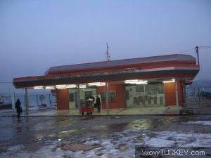 Kabataş Yeni İskele - Başdoğan - 31/01/2006