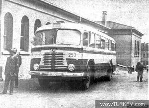 SKODA RO-706 (1956 Model)