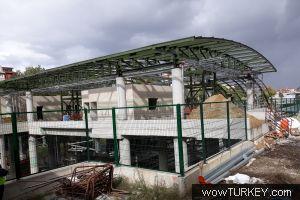 Istanbul Marmaray Halkalı Gebze Banliyö Treni Cr3 Projesi