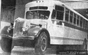 (GASOILLE)-WHITE (1943 Model)