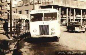 SCANIA-VABIS - (1947 Model)