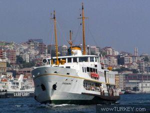 M/S Sarayburnu: Mustafa Erdinç - 05/10/2005