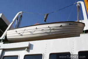 Maltepe - Tahlisiye Sandalı Detayı