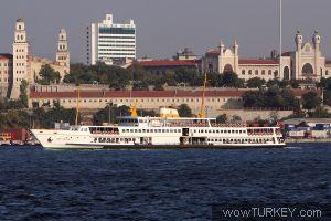 M/S Fahri S. Korutürk: Genel Görünüm - Faruk Öncan - 20/09/2005